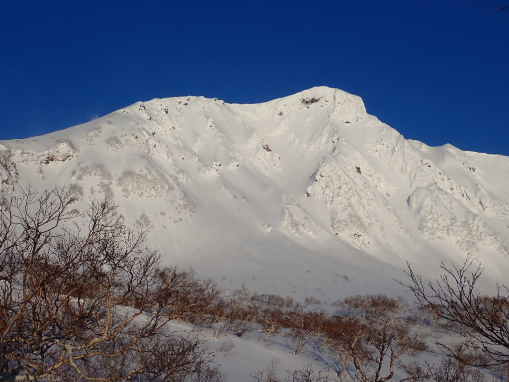 ㉒㉓遠音別岳東面2019年2月23-24日